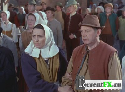 Приключения Тиля Уленшпигеля [1956, DVDRip] MVO