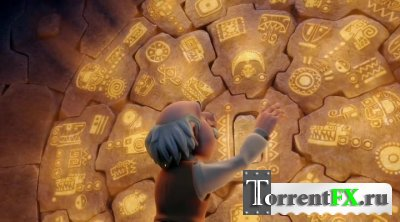 Тэд Джонс и Затерянный город 3D (2012/HDRip) | Лицензия
