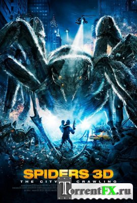 Пауки 3D / Spiders (2013/HDRip) | L1