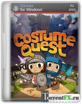 Costume Quest (2012) PC | RePack от Audioslave