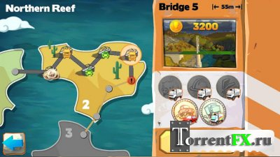 ����������� ������ / Bridge Constructor Playground (2013) Android