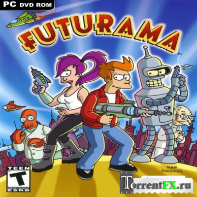 Futurama (2003) PC | RePack