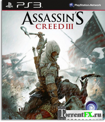 Assassin's Creed 3 [1.04] (2012) PS3 | RePack