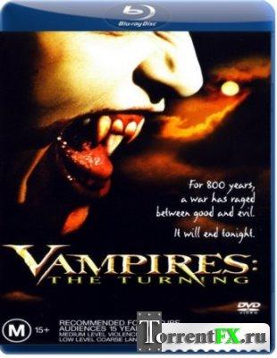 Вампиры 3: Пробуждение Зла (2005) DVDRip l Р