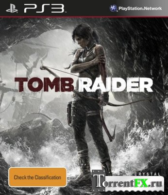 Tomb Raider (2013) PS3 | RIP