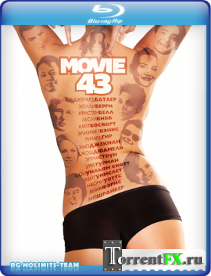 Муви 43 / Movie 43 (2013) BDRip 720p