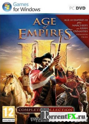Age of Empires III: Complete Collection (2005-2007) PC