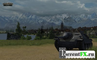 Мир Танков / World of Tanks [0.8.4] (2010) PC
