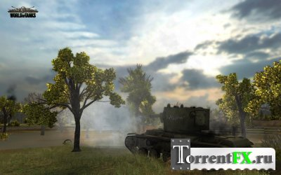 Мир Танков / World of Tanks (2013) Патч 0.8.4