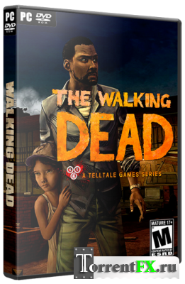 The Walking Dead. Gold Edition (2012) RePack �� R.G. Catalyst