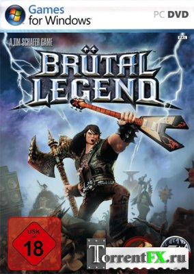 Brutal Legend (2013/PC/Английский)