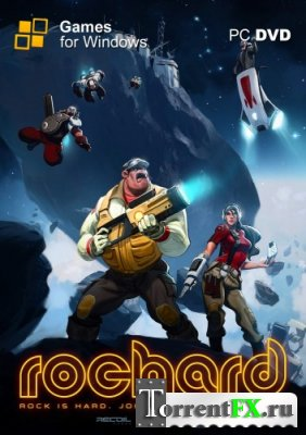 Rochard [v1.4 + DLC] (2011) PC | RePack от R.G. UPG