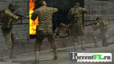 Iron Front: Liberation 1944 [v 1.65 + 1 DLC] (2012) PC