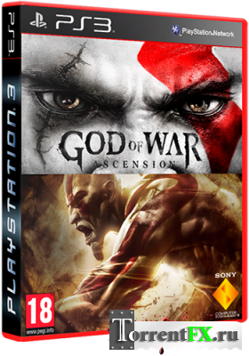 God of War: Ascension (2013) PS3 | RIP