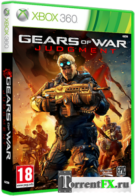 Gears of War: Judgment (2013) XBOX360 [LT+3.0]