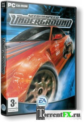 Need For Speed - Underground HD Texture (2003-2012)