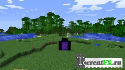 Minecraft [1.5+Аддоны+HD текстуры] (2013) РС