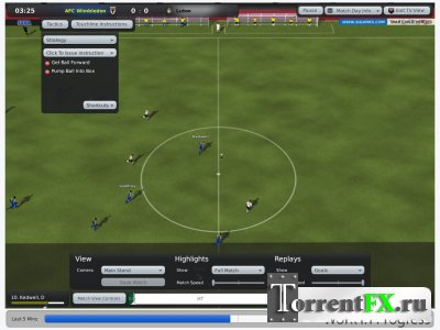 Football Manager 2010 [v10.3.0] (2009) PC | Rip