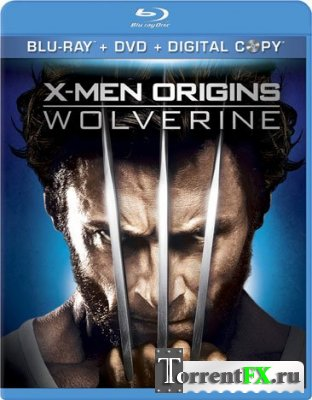 Люди Икс: Начало. Росомаха / X-Men Origins: Wolverine (2009) BDRip