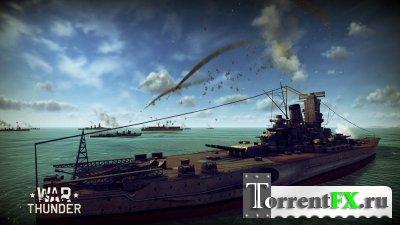 War Thunder: World of Planes [v.1.29.27.0] (2012) PC