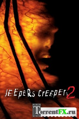 Джиперс Криперс 2 / Jeepers Creepers II (2003) HDTVRip 720p