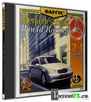Mercedes-Benz: World Racing (2003) PC | Repack