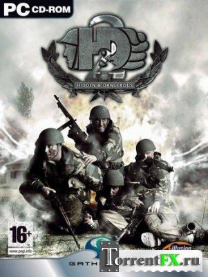 Hidden And Dangerous 2 (2004) PC | Repack от Fenixx