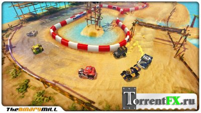Mini Motor Racing (2013) Android