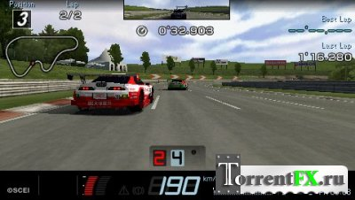 Gran Turismo: Collector's Edition (2009) PSP