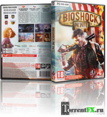BioShock Infinite (2013) PC | Repack от Fenixx