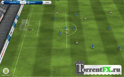 FIFA Manager 13 [v 1.03 + 1 DLC] (2013)