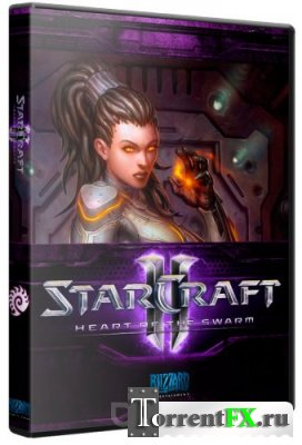 StarCraft 2: Heart of the Swarm (2013) PC