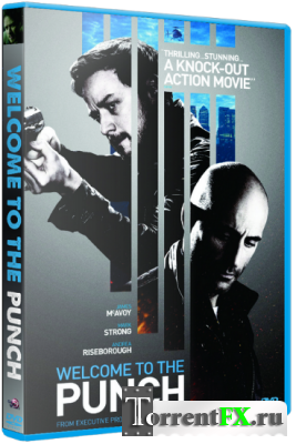 ����� ���������� � ������ / Welcome to the Punch (2013)