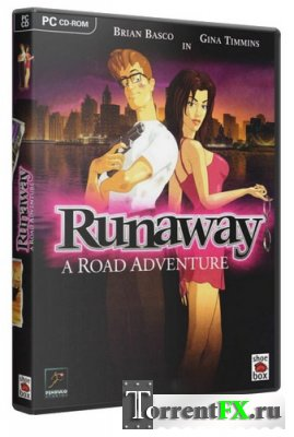 Runaway: A Road Adventure (2002) PC | Лицензия