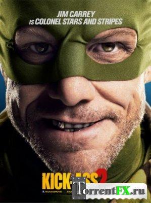 Пипец 2 / Kick-Ass 2 (2013) HDRip 720p | Трейлер