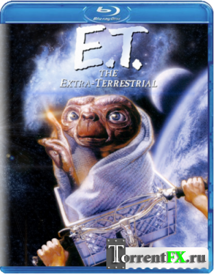 Инопланетянин / E.T. the Extra-Terrestrial (1982) BDRip-AVC | D