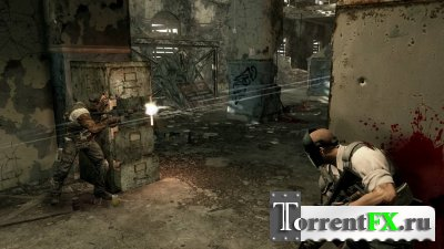 Army of TWO: The Devil's Cartel (2013/En) XBOX360 [LT+3.0]