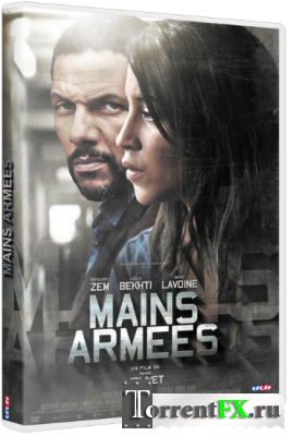 Вооружённое ограбление / Mains armees (2012) HDRip | L1