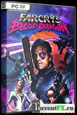 Far Cry 3: Blood Dragon (2013) PC