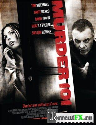Азы убийства / Murder101 (2013) WEBRip