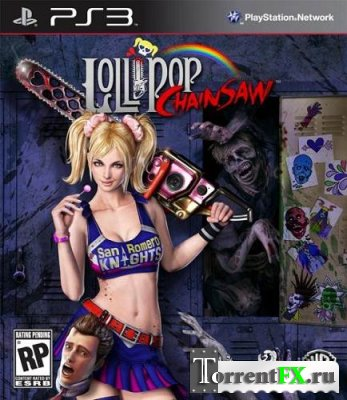 Lollipop Chainsaw (2012) PS3