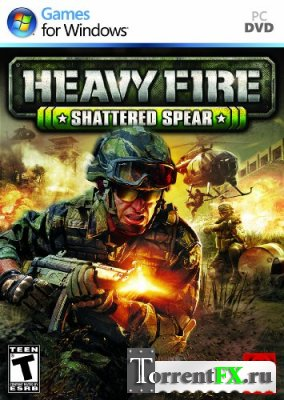 Heavy Fire: Shattered Spear (2013) PC | Лицензия