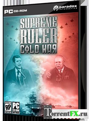 Supreme Ruler: Cold War [v.7.2.2] (2011) PC