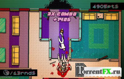 Hotline Miami (2012) PC | RePack