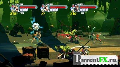 Sacred Citadel (2013) PC | Repack от Fenixx