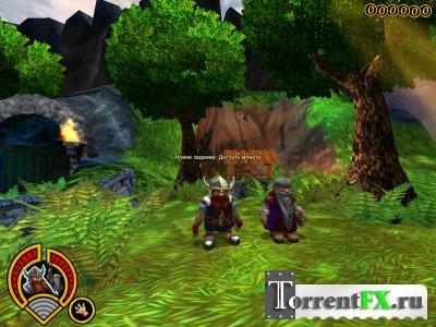Храбрые гномы. Крадущиеся тени (2006) PC