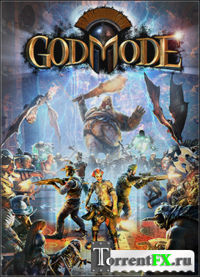 God Mode (2013) PC | Лицензия