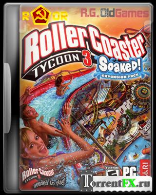 RollerCoaster Tycoon 3: Магнат индустрии развлечений (2007) PC