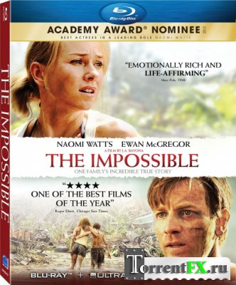 Невозможное / The Impossible / Lo imposible (2012) BDRip | Лицензия