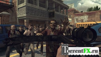 The Walking Dead: Survival Instinct (2013/Rus) XBOX360 [LT-1.9]